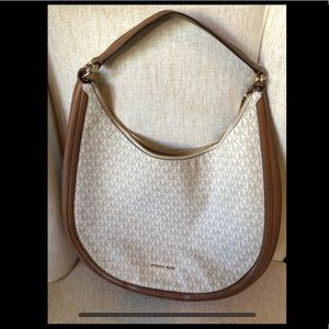Michael Kira Hobo bag like new!